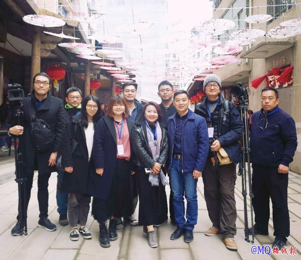 梅城印记历史文化街区:两岸文化与心灵沟通的桥梁